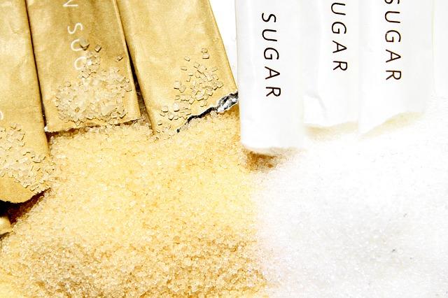 pytlíčky cukru