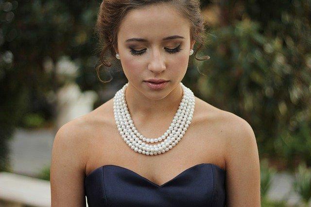 nadčasové doplňky z perel